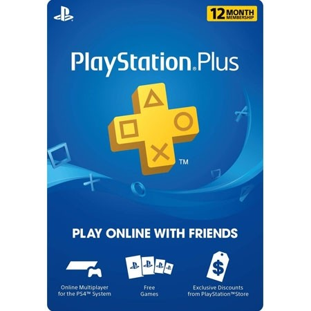 PSN Plus GER pretplata 12 mjeseca /Digital Code