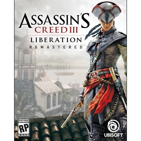 Assassins Creed 3 and AC Liberation HD Remaster /PS4