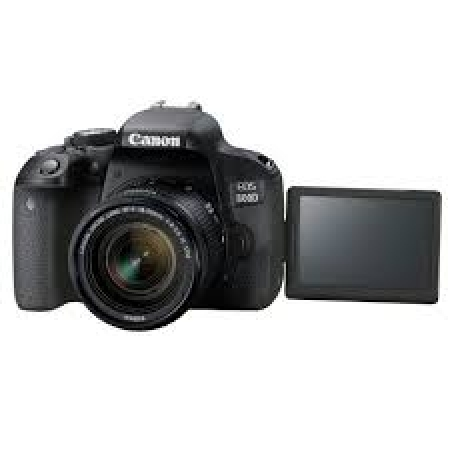 Canon EOS 800D + Objekiv 18-55 IS (1895C002AA)