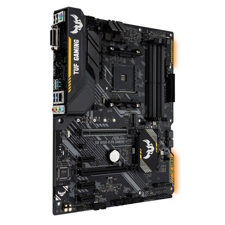 ASUS MB TUF B450-PLUS GAMING