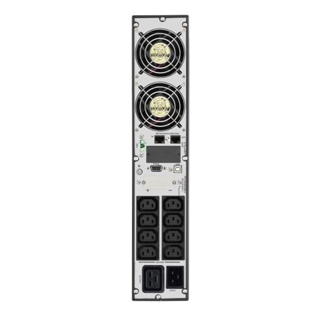 Mustek PowerMust 3000 RM LCD Online IEC