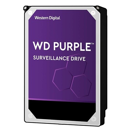 WD 6TB SATA3 HDD Purple