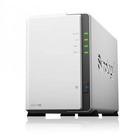 Synology Disk Station DS218j NAS server 2 bays