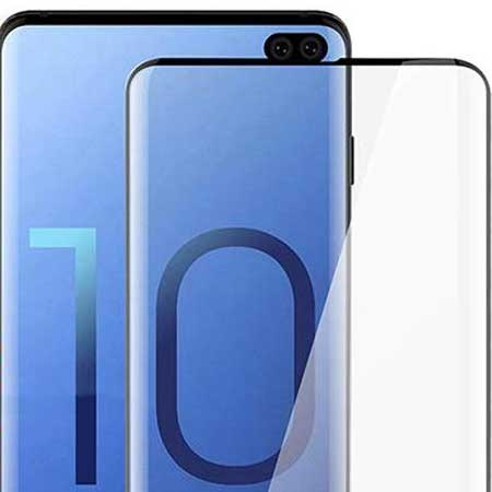 Caisles Display Protection Glass for Samsung S10 Plus