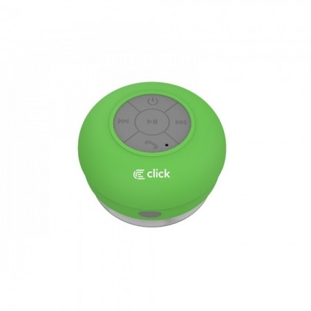 Click Water resistant BT speaker Green