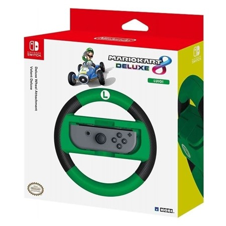 Nintendo switch Joy-Con Wheel Deluxe - Luigi