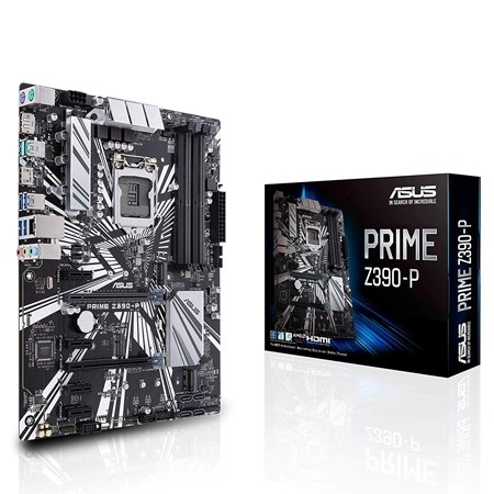 Asus MB PRIME Z390-P