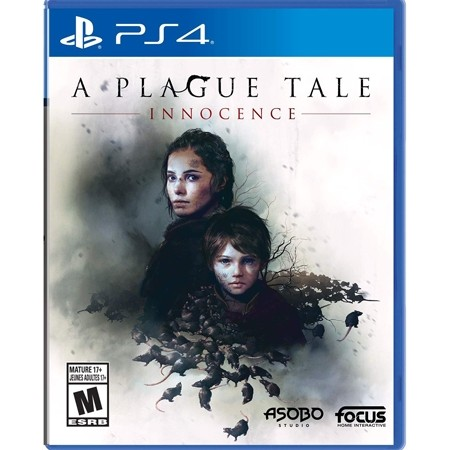 A Plague Tale: Innocence /PS4