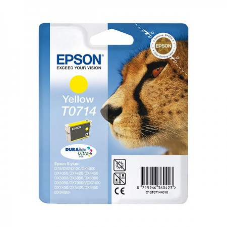 Epson cartridge T071440B0 za D78/SX4050 yellow