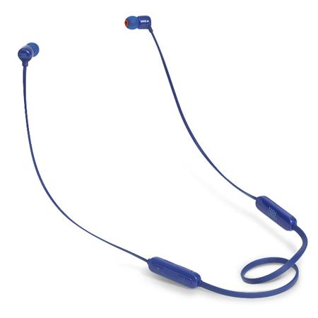 JBL Tune T110BT Slušalice In-Ear Wireless Blue