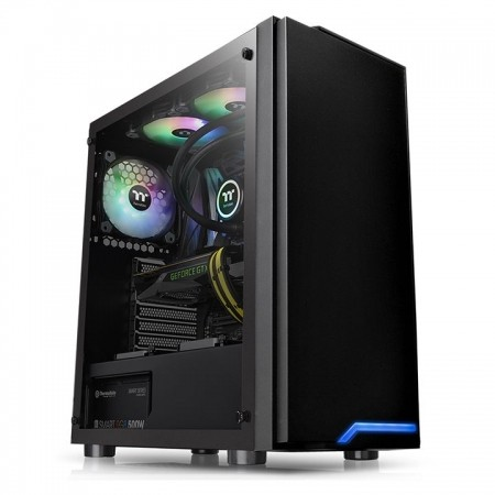 Thermaltake Case H100 TG