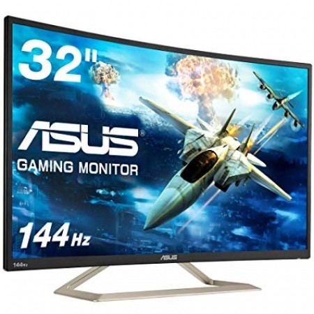 "31.5"" ASUS VA326H  Curved LCD 144Hz Gaming Monitor"