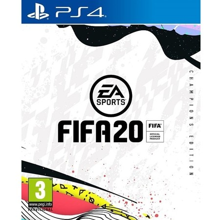 Fifa 20 Champions Edition /PS4