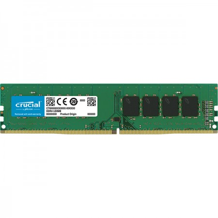 Crucial DDR4-2666 8GB
