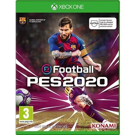 eFootball PES 2020 Standard Edition /XboxOne