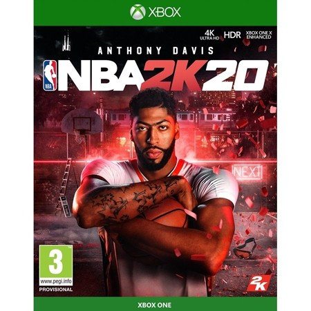 NBA 2K20 /XboxOne