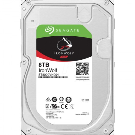 Seagate 8TB SATA3 HDD IronWolf