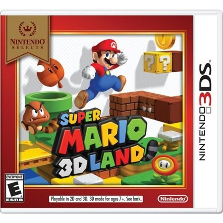 Super Mario 3D Land /3DS