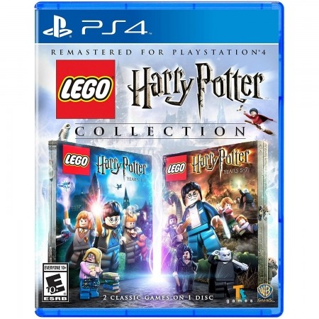 Lego Harry Potter - Years 1-7 /PS4
