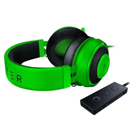 Razer Slušalice Kraken 7.1 Tournament Edition Green