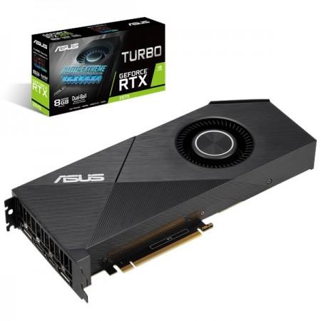 ASUS VGA TURBO-RTX2070S-8G-EVO NVIDIA GeForce  SUPER 8GB