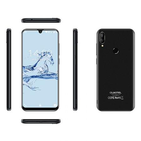 Oukitel Smartphone C16 Black
