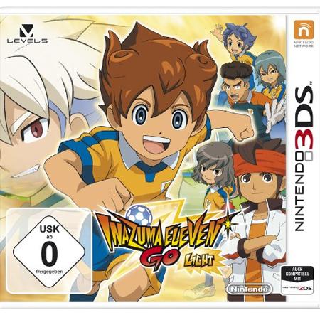 Inazuma Eleven GO /3DS