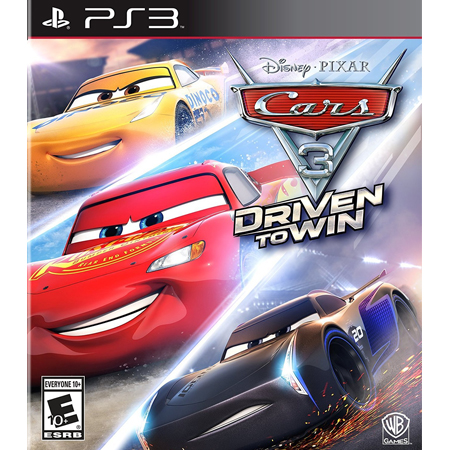 Cars 3 Driven to Win /PS3