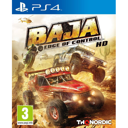Baja: Edge of Control HD /PS4