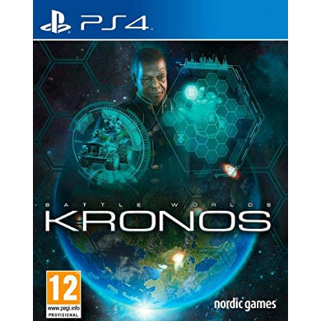 Battle Worlds Kronos /PS4 - USED