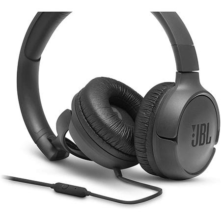 JBL T500BLK Wired Slušalice sa mikrofonom
