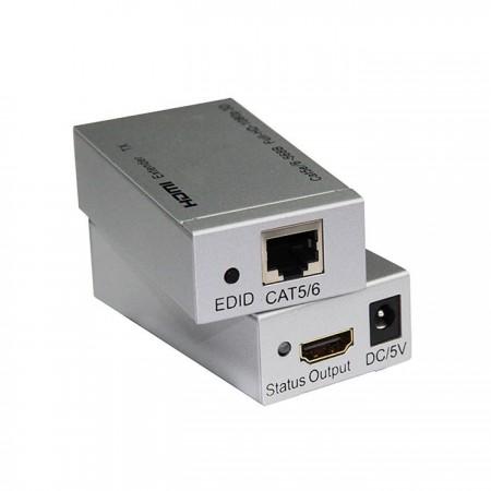 Hytech HY-HDEX60 HDMI CAT6 60m