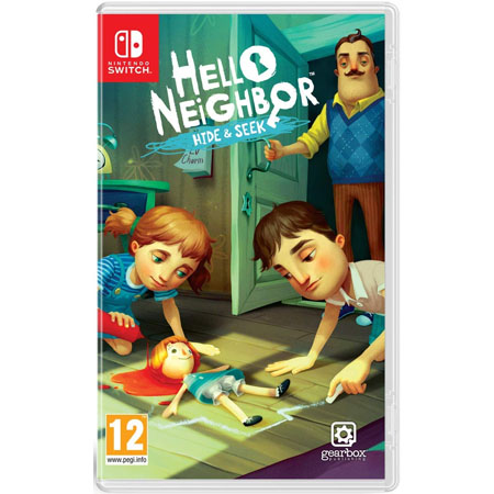 Hello Neighbor Hide and Seek /Switch