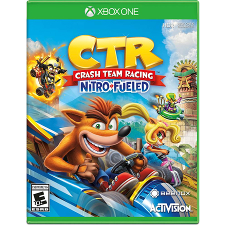 Crash Team Racing Nitro-Fueled /XboxOne