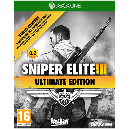 Sniper Elite 3 Ultimate Edition /XboxOne