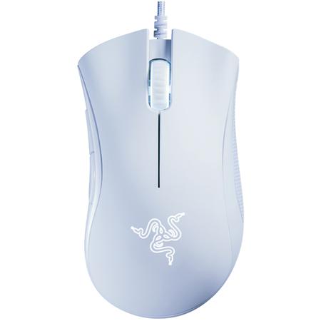 Razer Gaming Mis Deathadder Essential White