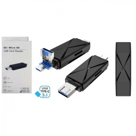 Card Reader All in One 32 in 1
