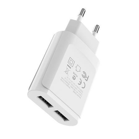 XO 2-port Charger 2.1A L35 USB