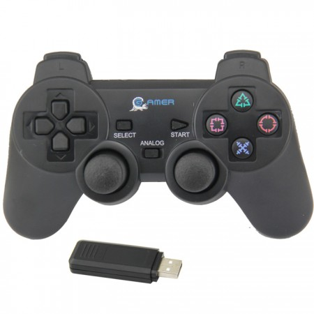 Gamepad Wireless USB HS-USB145