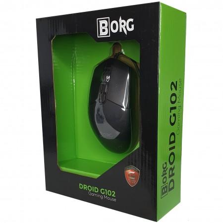 BORG Gaming Miš G-102