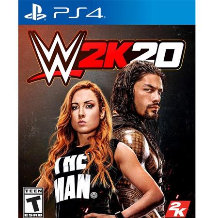 WWE 2K20 /PS4