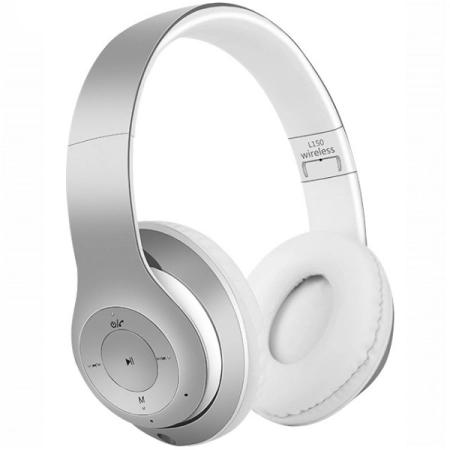 BORG Bluetooth Slušalice L150 Silver