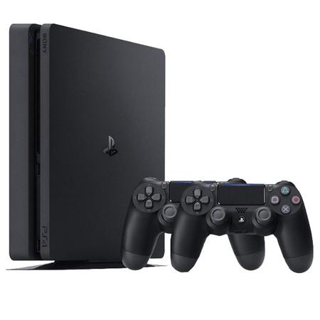 Konzola Playstation 4 1TB Slim F chassis + Dualshock Kontroler V2