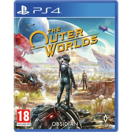 The Outer Worlds /PS4