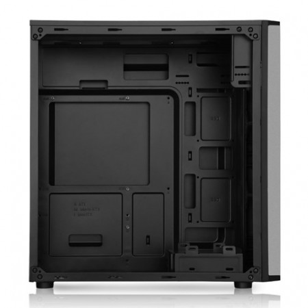 MS Industrial Case Warrior w/o PSU