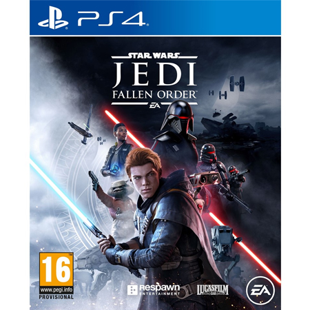 Star Wars: Jedi Fallen Order /PS4