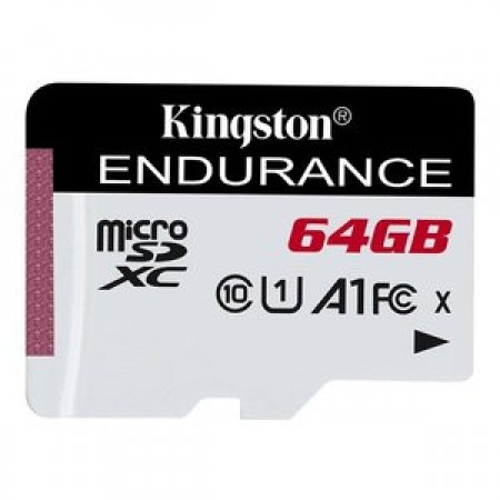 Kingston MicroSD 64GB High Endurance Class 10