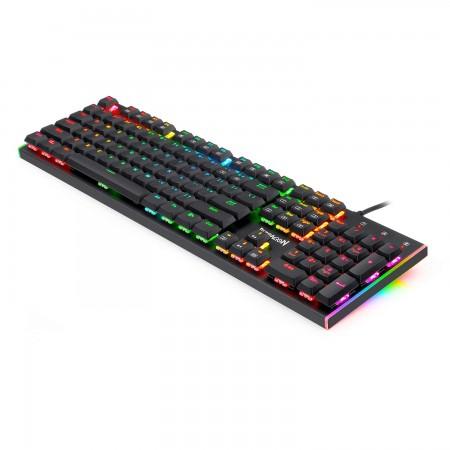 ReDragon - Mehanicka gaming tastatura Parvati K591 RGB