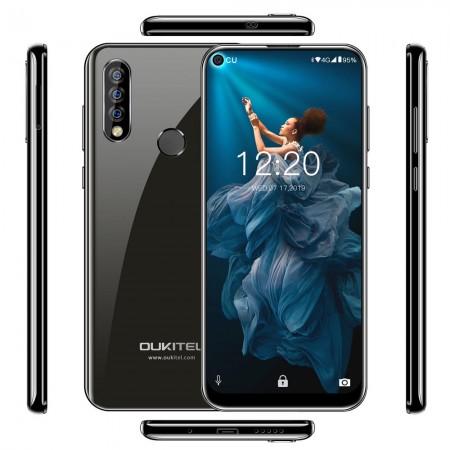 Oukitel Smartphone C17 Pro Black