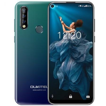 Oukitel Smartphone C17 Pro Blue